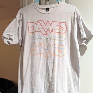 Other - Dawes t-shirt
